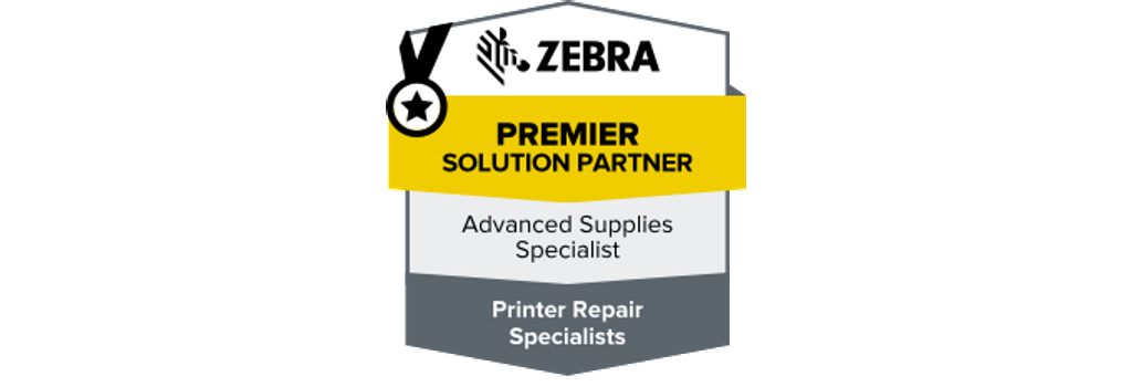 Zebra Premier Solutions Partner logo
